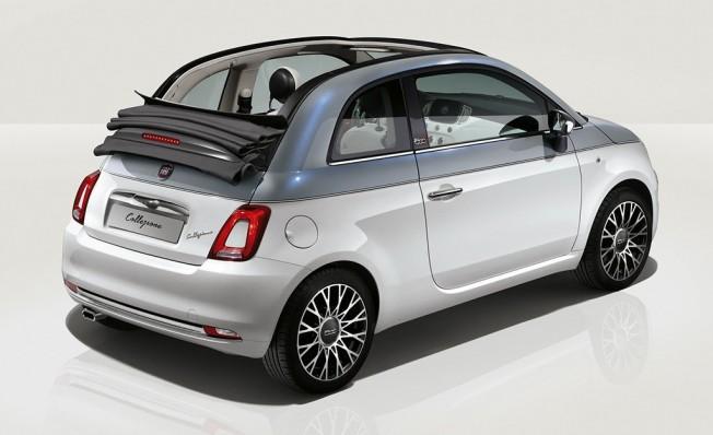 Fiat 500 Collezione - posterior