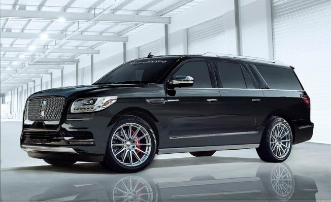 Hennessey Performance Lincoln Navigator