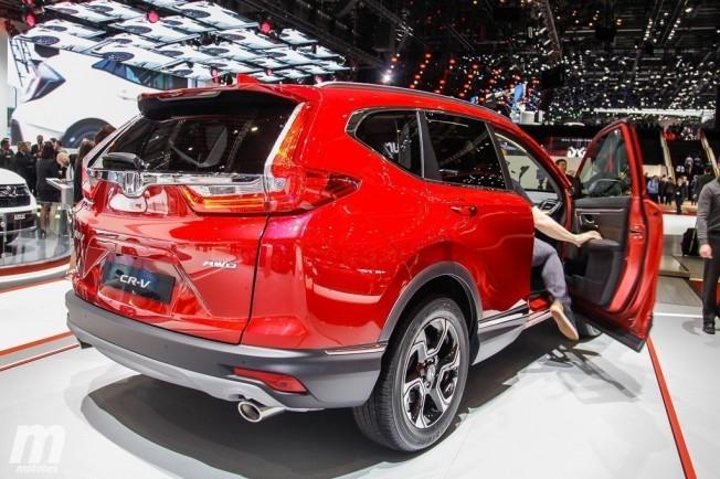 Honda CR-V 2018 - posterior