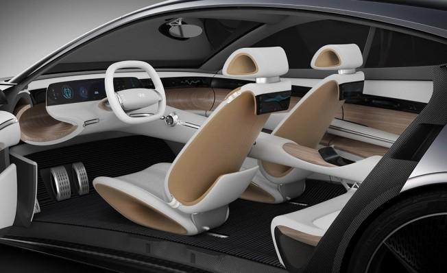 Hyundai Le Fil Rouge Concept - posterior