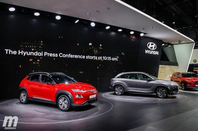 Hyundai en el Salón de Ginebra 2018