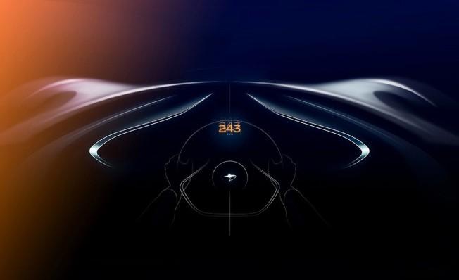 McLaren BP23 - adelanto