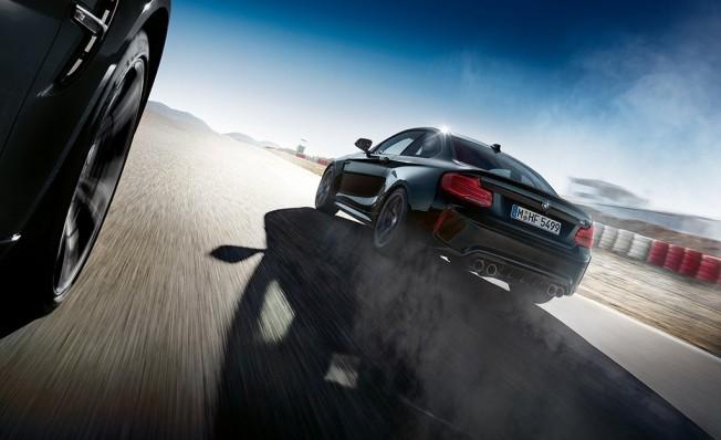 BMW M2 Coupé Edition Black Shadow - posterior