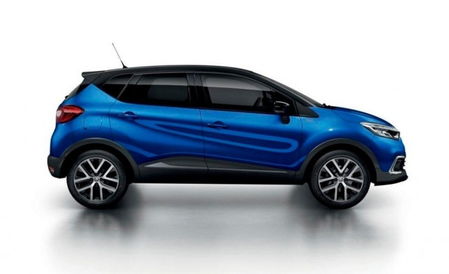 Renault Captur S-Edition - lateral