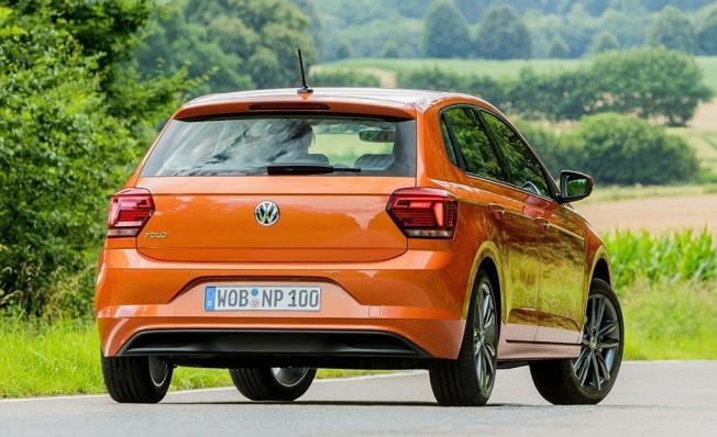 Volkswagen Polo - posterior