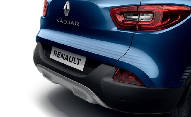 Renault Kadjar Armor-Lux - posterior