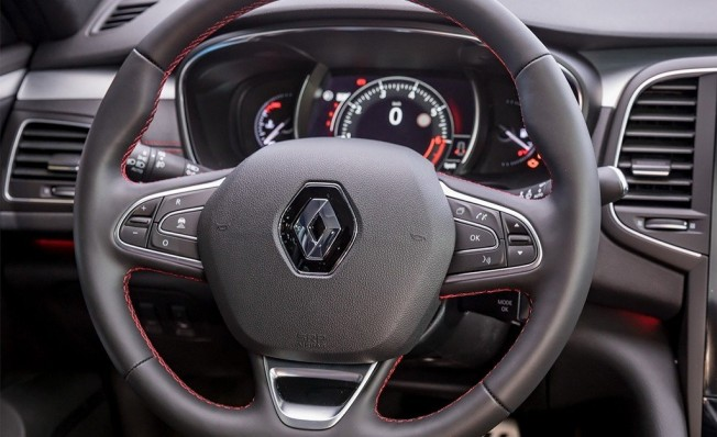 Renault Talisman S-Edition - interior