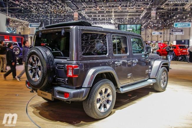 Jeep Wrangler 2018 - posterior