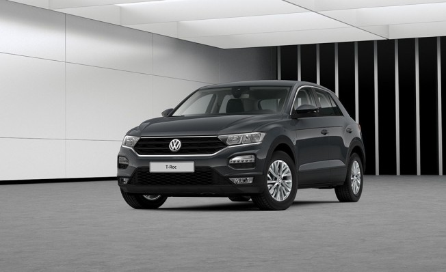 Volkswagen T-Roc Edition
