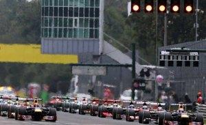 La FIA realiza cambios en el semáforo para mejorar la visibilidad con el Halo