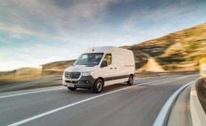 Mercedes Sprinter 2018: la renovada furgoneta ya tiene precios en España