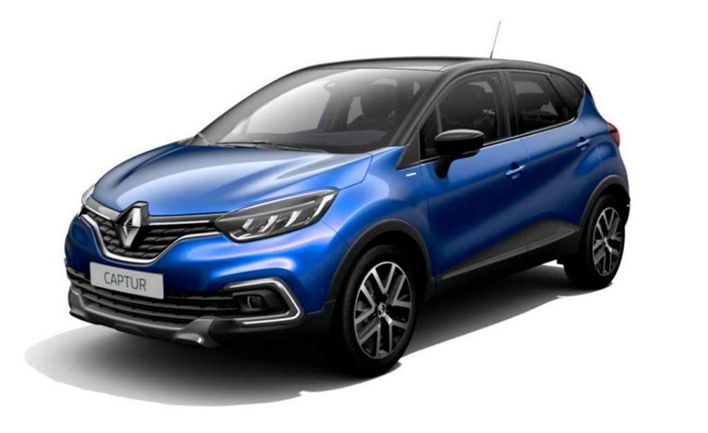 Renault Captur S-Edition: más exclusividad para el SUV francés