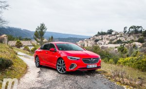 Prueba Opel Insignia GSi, ¿una vuelta al pasado? (con vídeo)