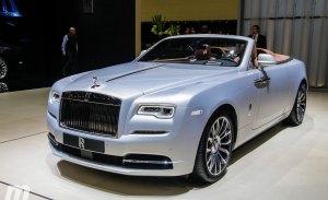 Dawn Aero Cowling: el roadster artificial de Rolls-Royce debuta en el Salón de Ginebra