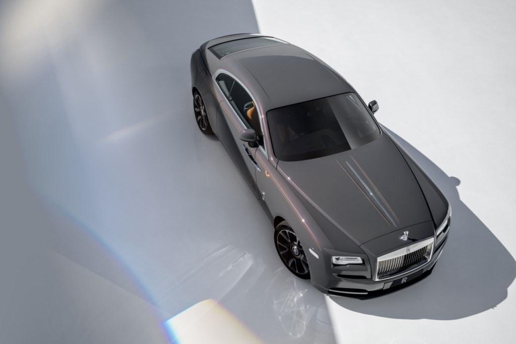 Rolls-Royce Wraith Luminary Collection: 55 unidades exclusivas como su madera decorativa iluminada
