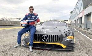 SMP y Vitaly Petrov, juntos en un Mercedes de AKKA-ASP