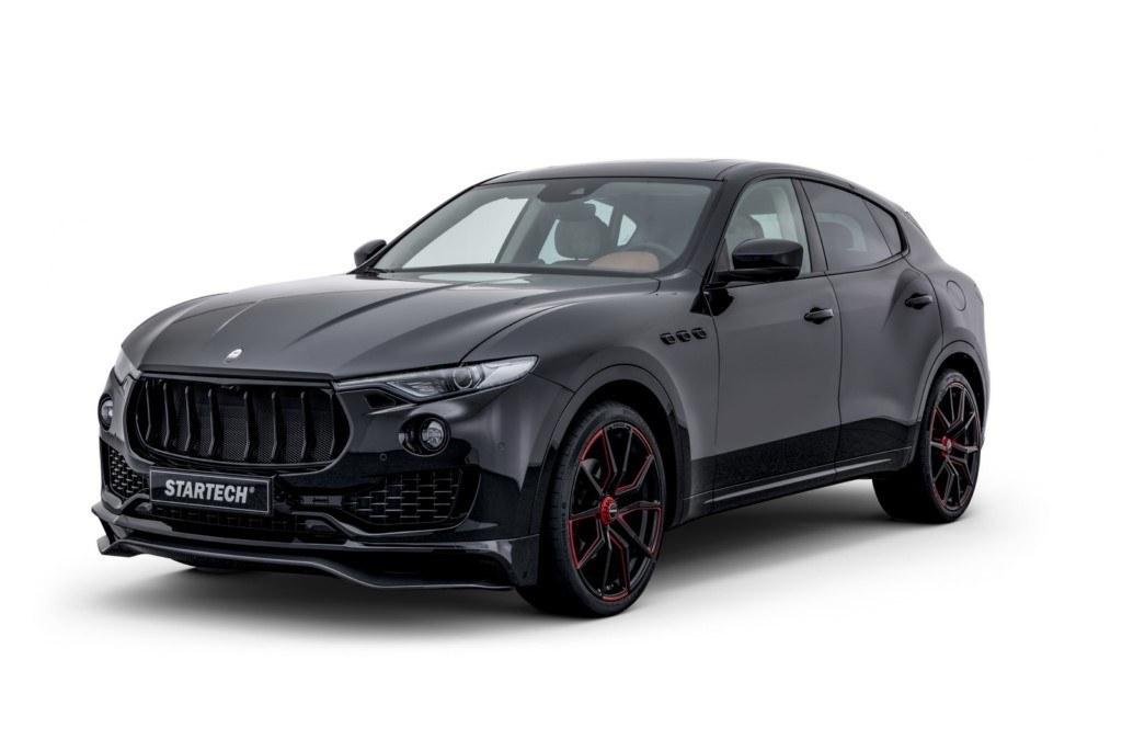 STARTECH lleva al Salón de Ginebra una nueva propuesta con el Maserati Levante