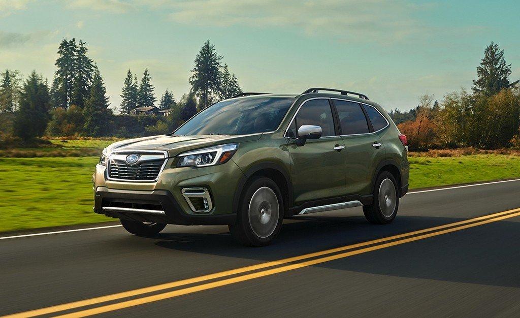Subaru Forester 2019: la quinta generación ya es una realidad