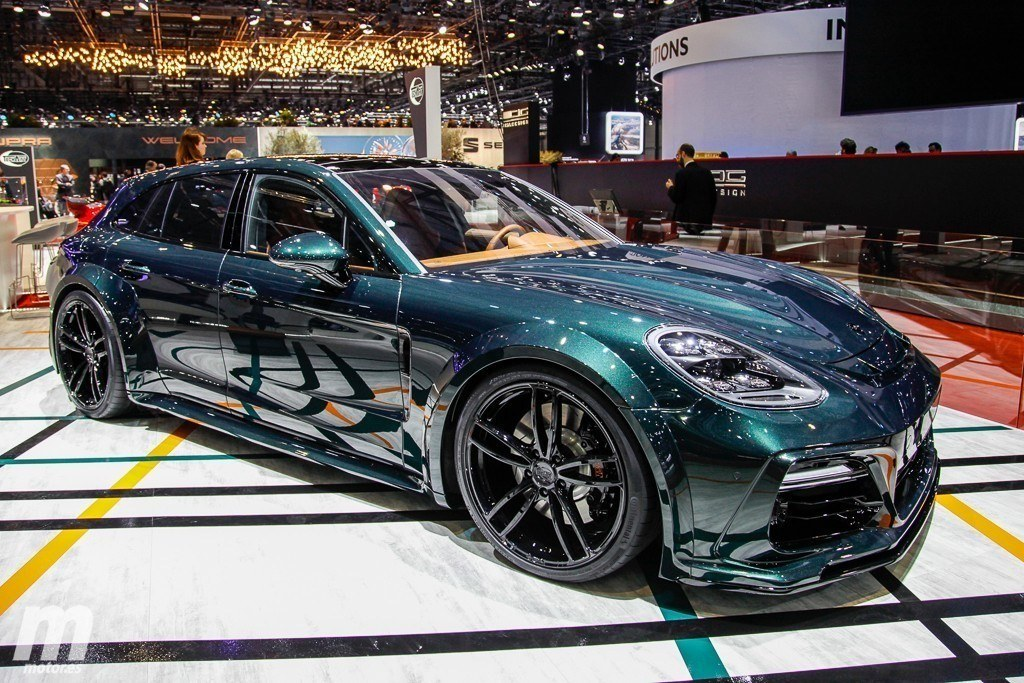 TechArt desvela el paquete GrandGT para el Porsche Panamera Sport Turismo