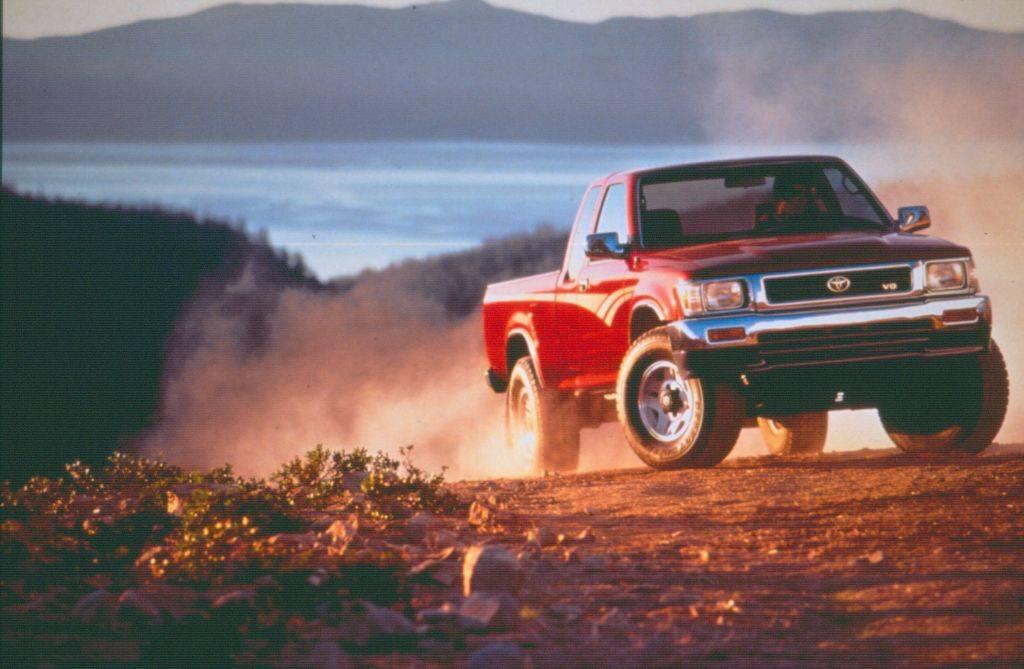 El Toyota Hilux cumple su 50 aniversario en 2018