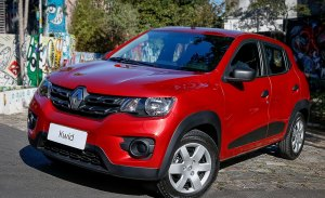 Brasil - Febrero 2018: El Renault Kwid vuelve al Top 5