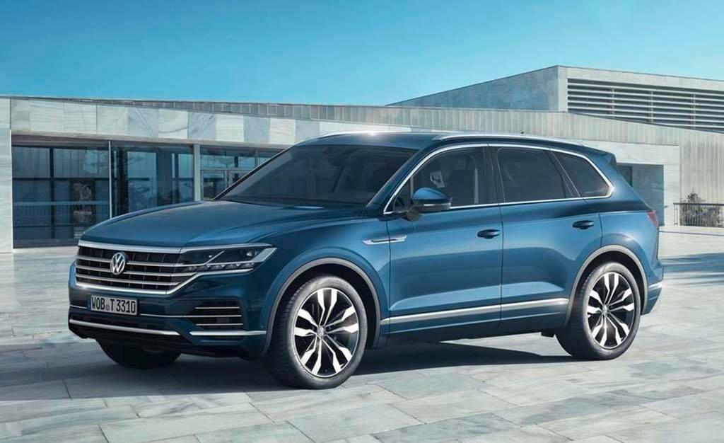 Volkswagen Touareg 2018: se presenta la tercera generación del SUV alemán