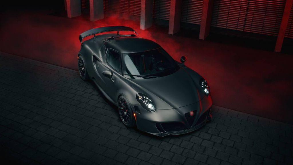 Alfa Romeo 4C Nemesis: 484 CV para el deportivo de carbono