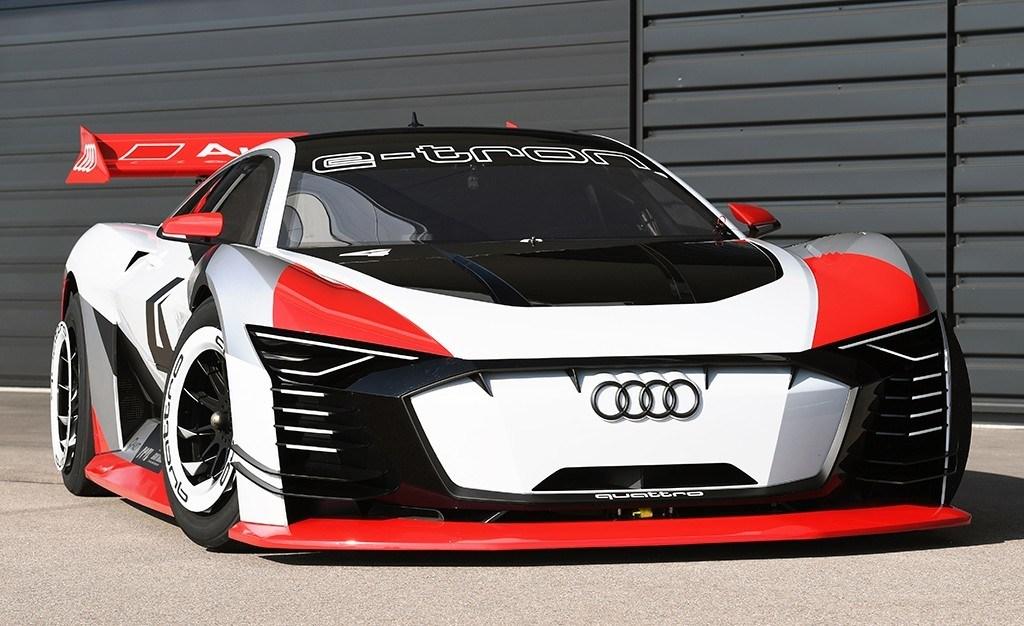 Audi e-tron Vision Gran Turismo: del mundo virtual al real
