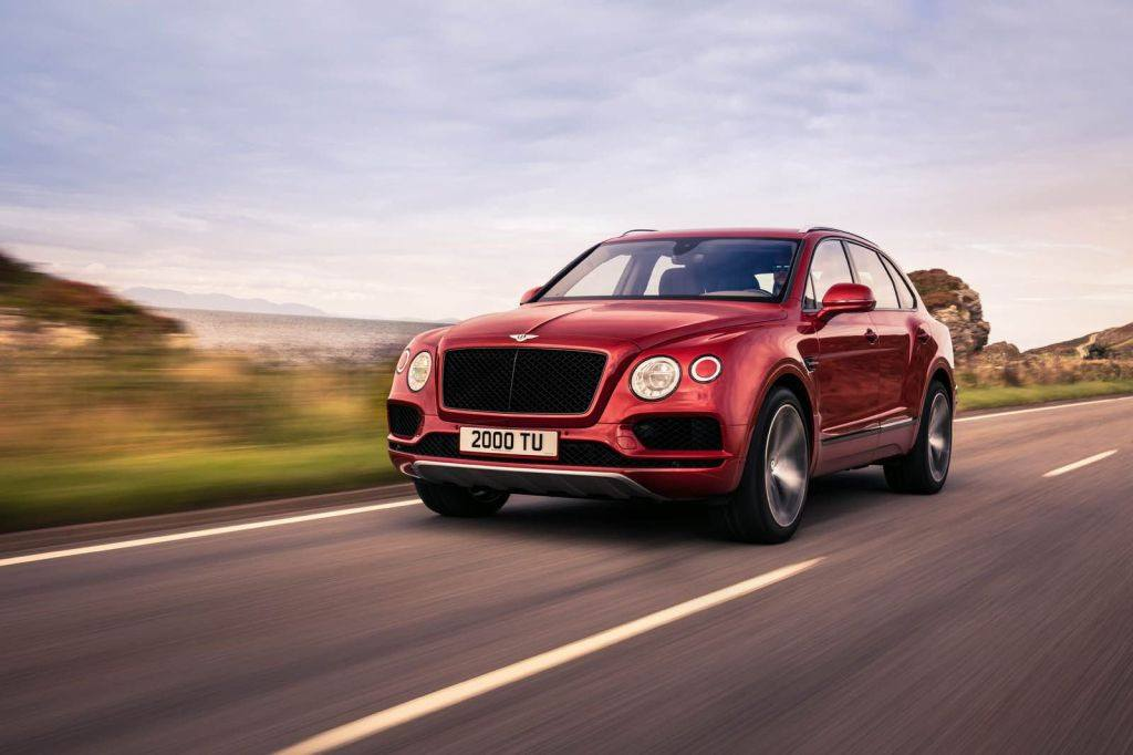 El nuevo Bentley Bentayga V8 se estrena en Pekín 2018