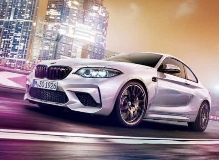 El nuevo BMW M2 Competition filtrado antes de su presentación