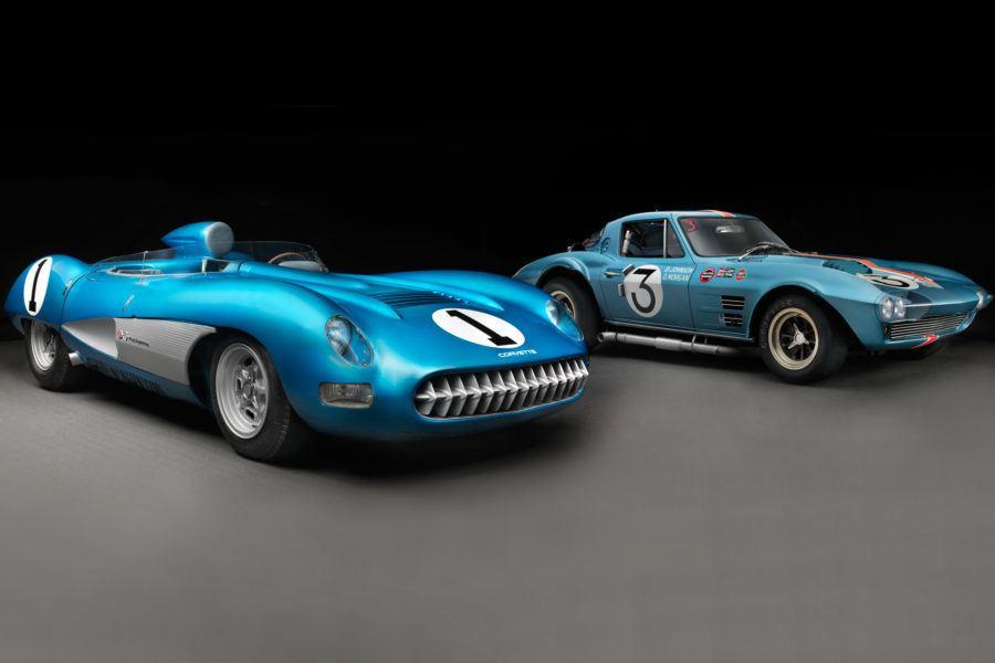 Dos de los más raros Corvette clásicos serán expuestos en Florida