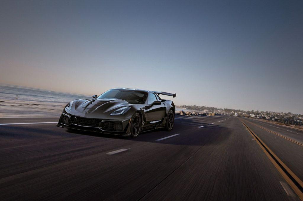 El nuevo Chevrolet Corvette ZR1 alcanza los 341 km/h