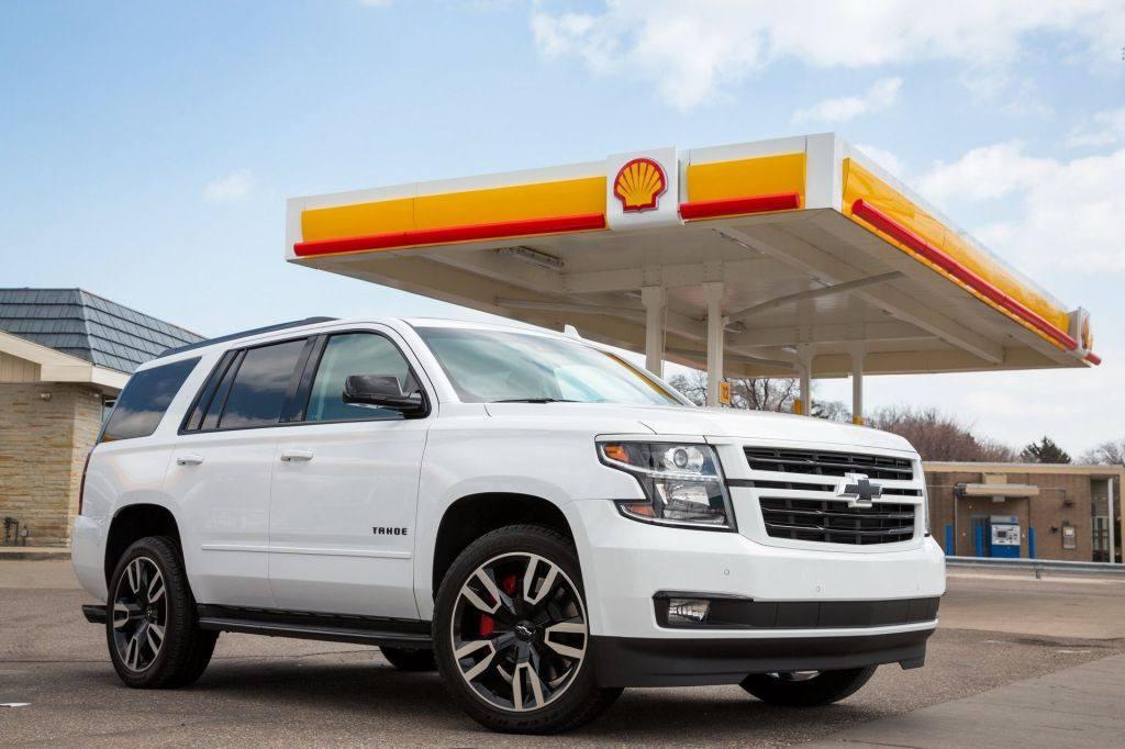Pagar la gasolina apretando un mando del salpicadero ya es posible