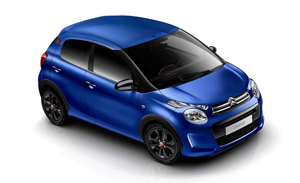 Citroën C1 2018: el urbanita francés estrena interesantes novedades