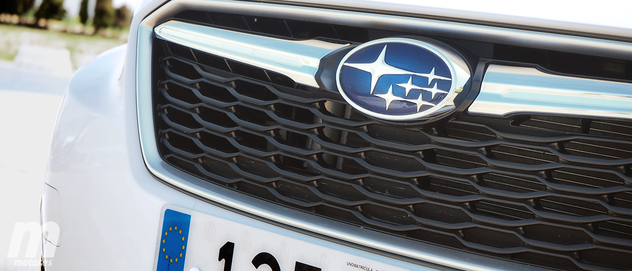Prueba Subaru Impreza 2018, un compacto con talento oculto