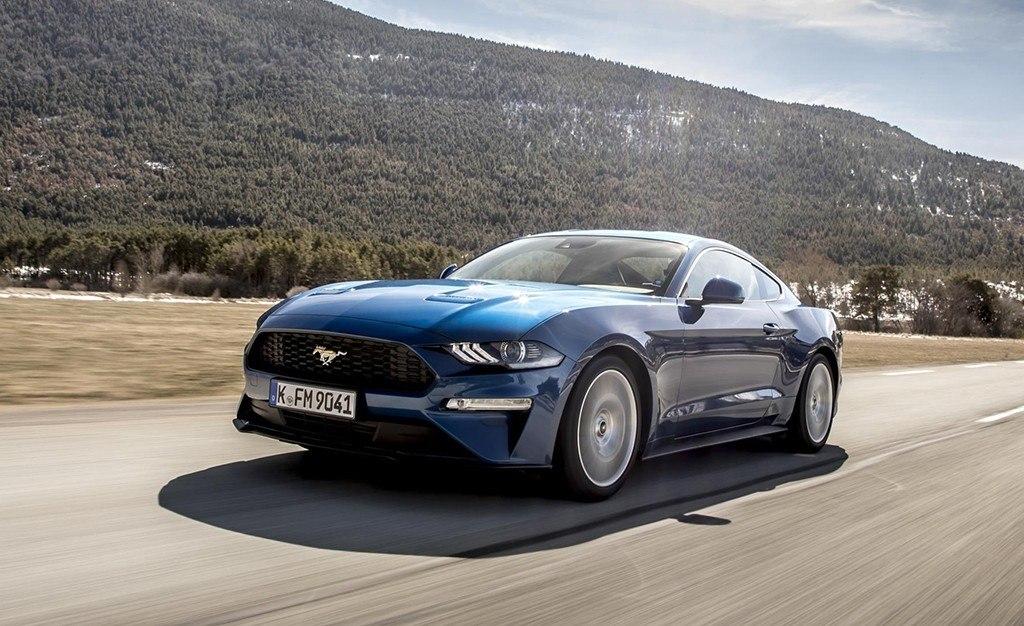 Ford Mustang: el deportivo más vendido del mundo por tercer año consecutivo