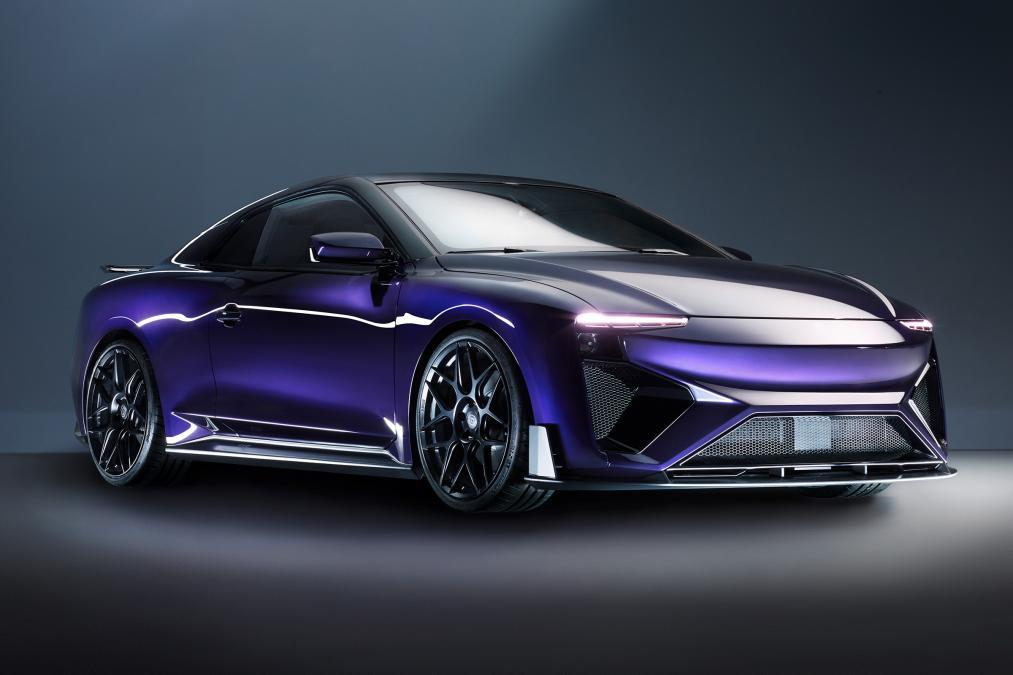 Gumpert RG Nathalie: el primer coche eléctrico alimentado por metanol