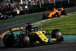 """Abiteboul: """"Está muy claro que Renault tiene mejor coche que McLaren"""""""