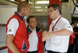 Sauber anuncia a su nuevo jefe de aerodinámica