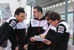 """Alonso, ante su debut en el WEC: """"Aquí hay un espíritu de equipo fuerte"""""""