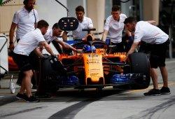 """Alonso atestigua la evolución del MCL33: """"Mejoramos dos décimas"""""""