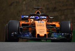 """Alonso: """"Las mejoras funcionan, encontramos velocidad sin perder en las curvas"""""""