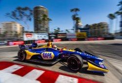 Andretti marca el ritmo en Long Beach con Rossi y Hunter-Reay