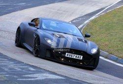 El nuevo Aston Martin DBS Superleggera en vídeo desde Nürburgring
