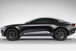 El primer SUV de Aston Martin no contará con variante eléctrica