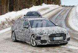 El nuevo Audi S6 Avant ya se muestra en estas nuevas fotos espía