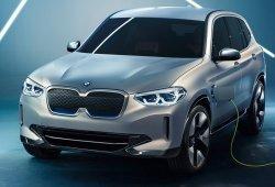El BMW iX3 será producido en China y exportado a Europa y Estados Unidos