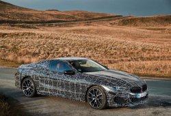 BMW M850i xDrive Coupe: presentado oficialmente en forma de prototipo