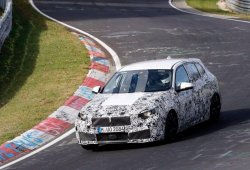 El futuro BMW M140i ultima su desarrollo en Nürburgring