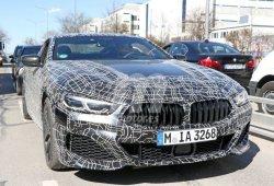 El nuevo BMW M850i deja ver más detalles de su exterior y su interior